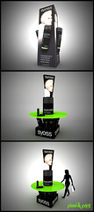 Syoss display (::pixel & print::) Tags: c4d preview vray