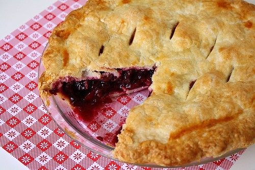 american pie taart Sweet Cherry Pie | Tracey's Culinary Adventures american pie taart