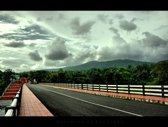 The Bridge (EXPLORE - July 20th 2010) (arunsankarphotography) Tags: life bridge canon kerala dp 1855 hdr tpc athirappilly eos550d memoriesofsolitude arunsankar