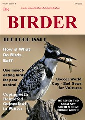 The Birder E-zine