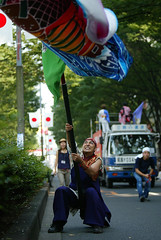 原宿スーパーよさこい2003