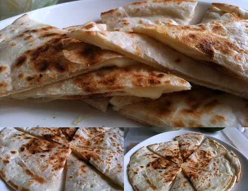 Plain Quesdillas