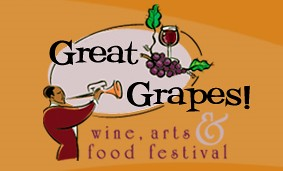 great grapes logo