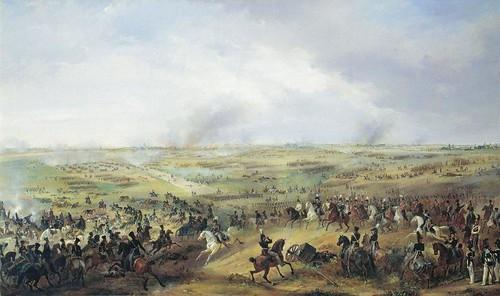 Битва под Лейпцигом