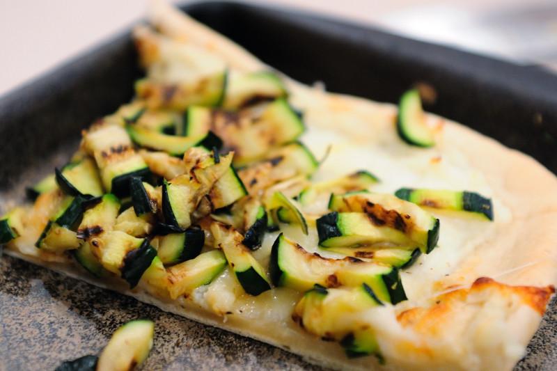 10.07.19 - Zucchini Pizza