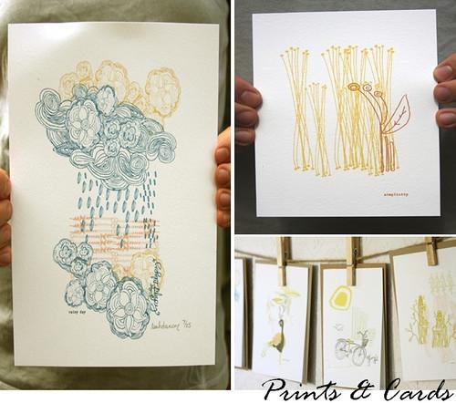 Prints & Cards - leah duncan