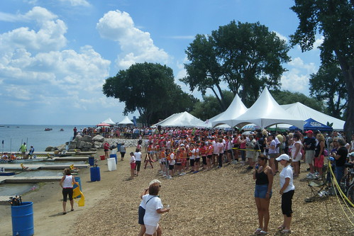 Dragon Boats for the Cure, Windsor ON