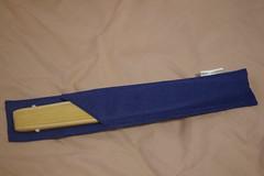 Bloobers folding fan
