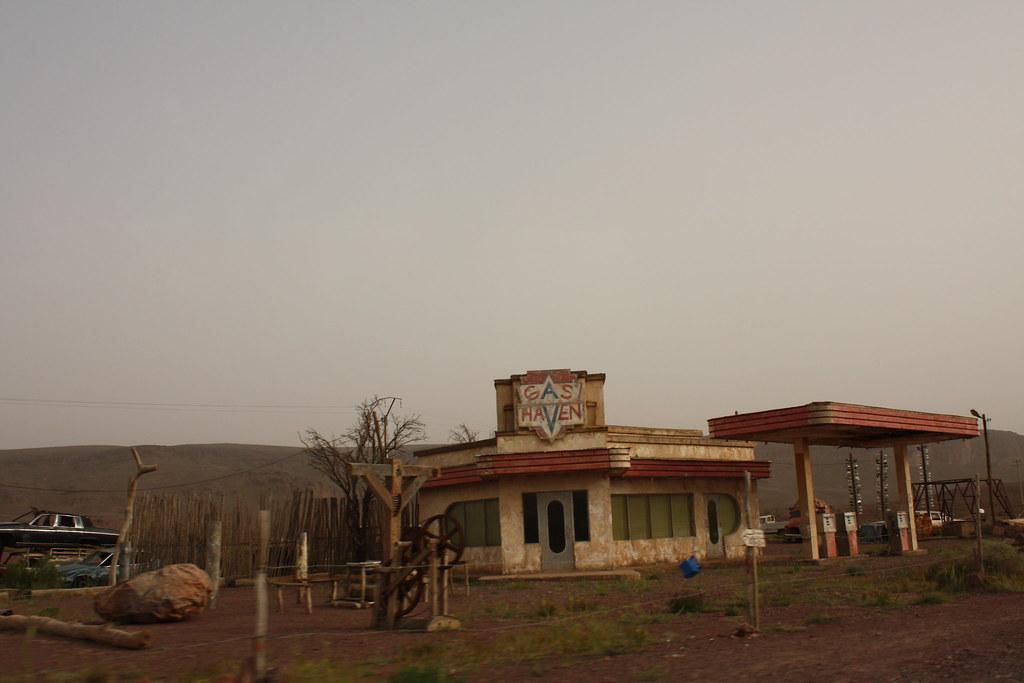 Gasolinera Ouarzazate