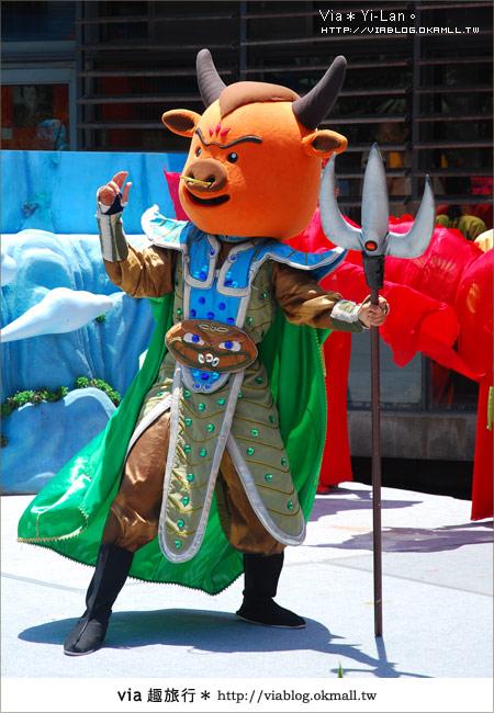 【暑假旅遊】暑假何處去~宜蘭傳統藝術中心勁好玩!33