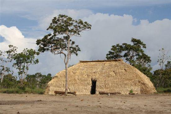 Cenário Tainá 3, em Alter do Chão - em Santarém - Pará