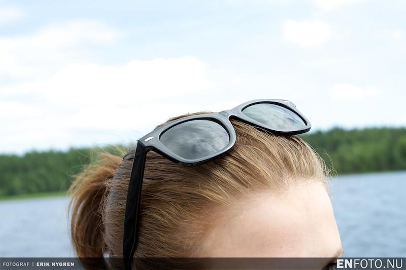 Linneas solglasögon