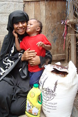 Food for Mother and Child in Yemen
