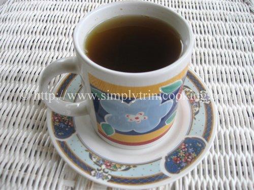 Zebapique Tea