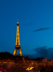 Eiffel Tower - Bastille Day