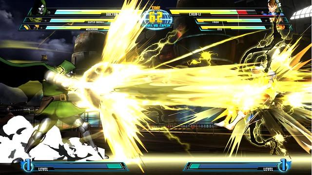 Doctor Doom VS Chun Li