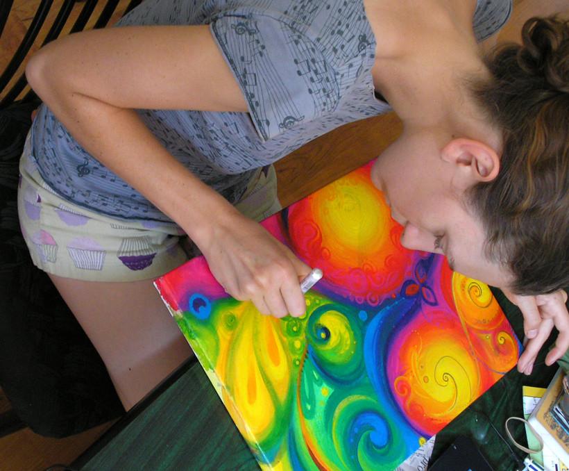 Melanie Painting