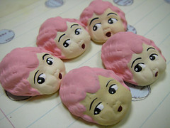 Cotton Candy Cupie Heads! 3