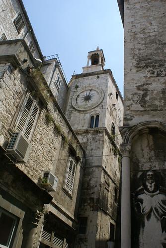 Diocletianus palota, Split
