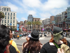 Comic-Con 2010 (Port of San Diego) Tags: movie losangeles downtown sandiego cosplay watch battle gaslamp conventioncenter videogame comiccon cci sdcc 2011 scottpilgrim sandiegocomiccon syfy upcoming:event=4170510