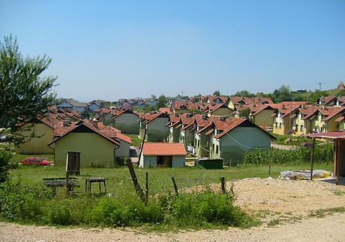 Mihatovići refugee center