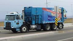 Autocar ACX Wayne Curbtender MC9291 (Refuse Arizona) Tags: allison refuse recycling cummins asl acx autocar automatedsideloader merritor