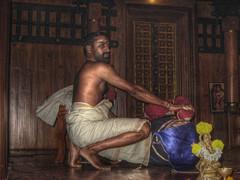 IMG_6403_ 2_ 3_ 4_ 5_tonemappé (xsalto) Tags: india dance kerala cochin hdr kathakali cochy