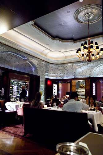 Interior of the main dining room