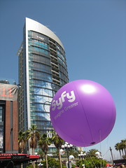 SyFy Balloon and Omni