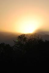 Sunrise on Himalayan range (Mystic Indian) Tags: range annapurna machapuchare