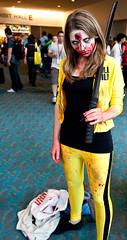 Zombie Beatrix Kiddo (uncle_shoggoth) Tags: costumes bill costume san kill sandiego cosplay zombie diego 5d costuming comiccon killbill mkii sdcc sandiegocomiccon 5dmkii comicconcomicconsan