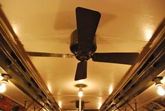 Subway Fan (thoth1618) Tags: new york city nyc newyorkcity ny newyork museum brooklyn fan transit transitmuseum brooklynny newyorktransitmuseum brooklynusa bmtdtypetriplexcar