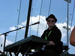 Dan Holmes at Hullabalou 2010