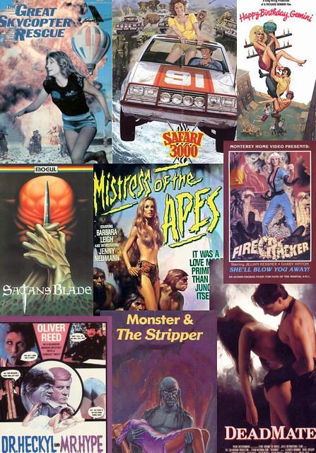 VHS Mosaic
