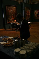 photoset: Pressekonferenz Akademie der Bildenden Künste. Gemäldegalerie