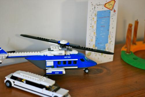 todays lego constructions