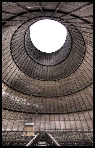 cooling tower   view
