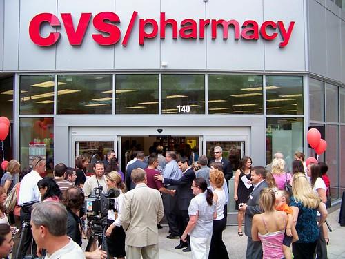CVS Pharmacy opening at CityScape Phoenix