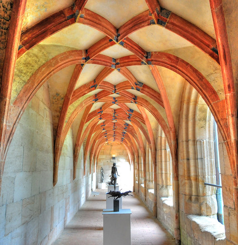 Cloister  Lorch - Germany