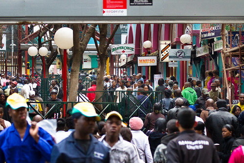 Jozi walkabout - Smal Street Mall-5