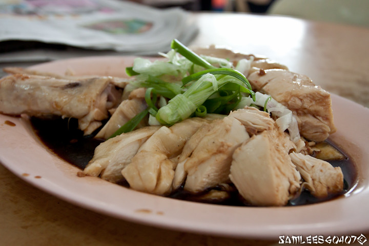 20100723 Town House Chicken Rice @ Alor Setar-2