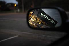 (emilykember) Tags: light reflection canon bokeh sigma mcdonalds adelaide southaustralia 30mm 50d itsagiraffe