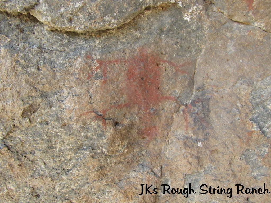 Paiute Pictograph 1
