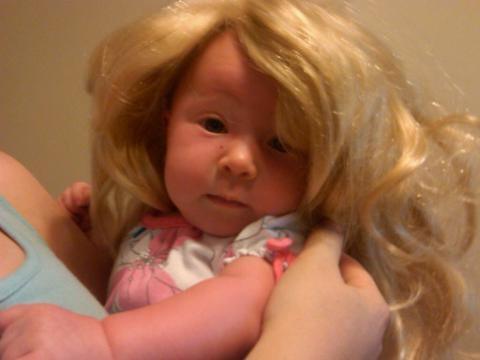 blonde eliza