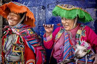 Full color / Todo color (Cusco, Perú)