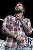 Everytime I Die @ Vans Warped Tour, Comerica Park, Detroit, MI - 07-30-10