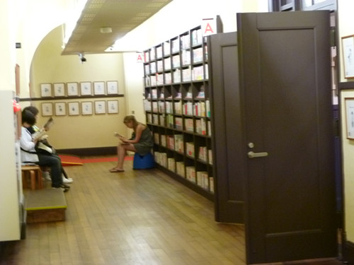 Kyoto international manga museum3