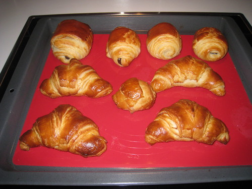 Croissant et pain au chocolat 03