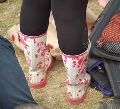 DSC_0453 (KTinDC) Tags: cambridge wellies cambridgefolkfestival