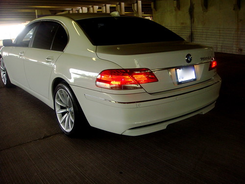 2007 Alpine White BMW 750Li Treated Like A Baby Priced To Sell